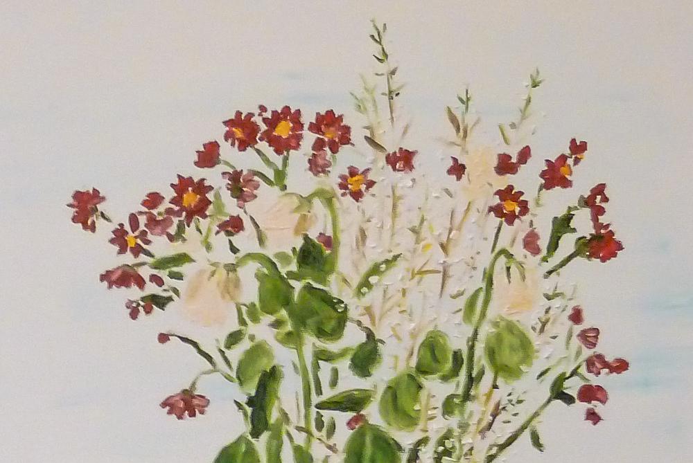 Flower Painting I