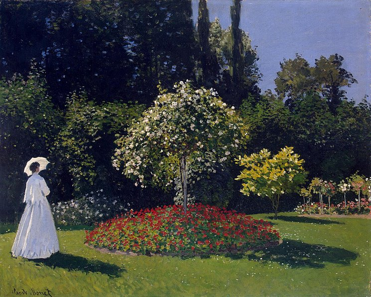 Monet Across Three Decades: From Jeanne-Marguerite Lecadre in the Garden to Meadows at Giverny