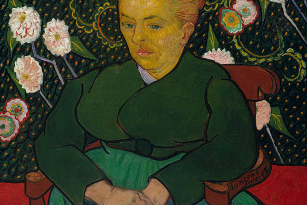 Gauguin's Chair and La Berceuse: Conceptualising Red and Green in the Art of Van Gogh