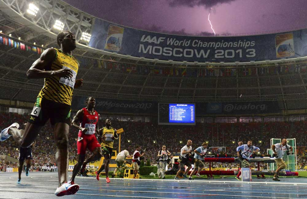 The 2013 World Athletics Championships in Moscow: Faces, Facets, and Points of Contention