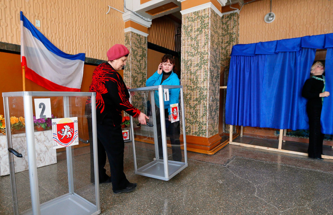 The Crimean Referendum: What Comes Next?