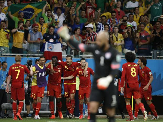 Evaluating the World Cup: Groups E-H