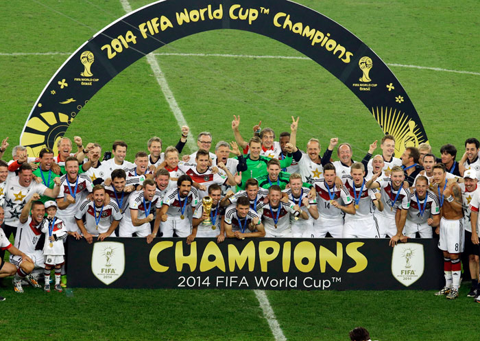 Germany 1 – 0 Argentina: An Analysis of the 2014 World Cup Final
